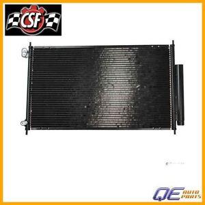 Acura TSX 2004 2005 2006 2007 2008 2.4L 2354CC A/C Condenser CSF 10627
