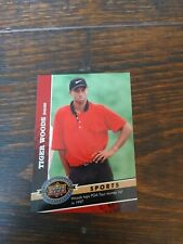 New listing 2009 Upper Deck 20th Anniversary Tiger Woods #1092