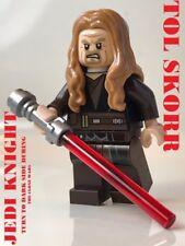LEGO STAR WARS JEDI TOL SKORR YODA MACE WINDU GEONOSIS ARENA ARMY BUILDER SITH