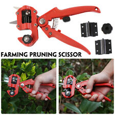 Garden Grafting Tool Set Fruit Tree Pro Pruning Shears Scissor Cutting Tools AU