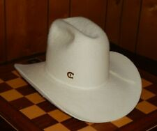 Vintage Charlie 1 One Horse 10X Beaver Quality Hat White size 6 7/8