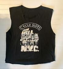 CYCLE SLUTS FROM HELL 1988 TOUR T-SHIRT ORIGINAL Rare!