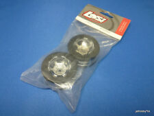 (Losi LOSB1470) 1:18 Mini-Rock Crawler Chrome Wheels