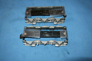 2 American Flyer Diesel Alco Locomotive Side Frame's