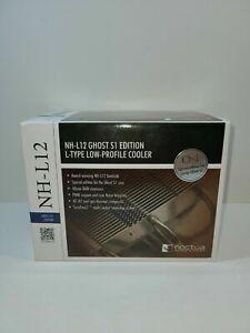 New Noctua NH-L12 Ghost S1 Edition Premium Low Profile CPU Cooler w/ Quiet 92mm