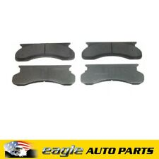 FORD F250 F350 1989 FRONT DISC BRAKE PADS # D120MX