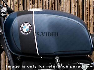 BMW R100S R100CS R100RS R100RT BLUE WITH BLACK PETROL FUEL TANK
