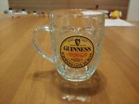 GUINNESS St. James Gate Dublin Glass Beer Mug Cup