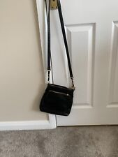 Dorothy Perkins Black Cross Body Bag New No Tags
