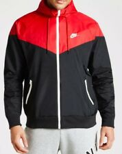 NEW Mens Nike NSW Windrunner FZ Jacket Hoodie Top Ltd Edition Retro Running Gym