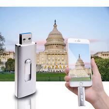 Kootion 32GB i-Flash Drive OTG USB 3.0 Memory Stick For iPhone X 8 7 iPad Mac