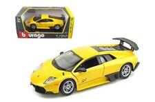 G 1:24 Echelle Lamborghini Murcielago LP 670-4 Sv 2009 Bburago Voiture Miniature