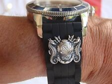 24MM DEEP SEA DIVER MASTER HARD HAT DIVER'S WATCHBAND WATCH BAND FITS ALL SIZES