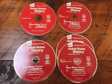 Lot 5 Holt United States History California Social Studies Software Discs Cds