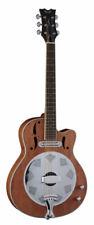 Dean CE Cutaway Acoustic-electric Resonator Guitar Natural