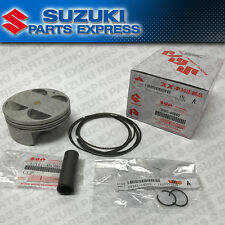 NEW 2006 2007 SUZUKI LTR450 LT-R 450 450R GENUINE OEM PISTON RINGS TOP END KIT
