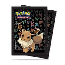 Ultra Pro Eevee Deck Protectors - Pokemon Trading Card Sleeves - Standard Size