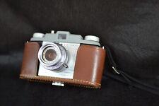 Vintage Kodak Pony 135 Camera w/ Case