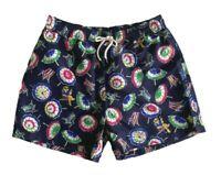 Polo Ralph Lauren Mens Designer 5 1/2 Inch Traveler Board Shorts S, M, L or XL