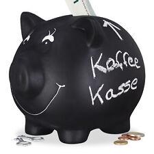 Spardose XXL Spar Groß Holzbox Spardosen Box Geld Sparschwein Dekosäule