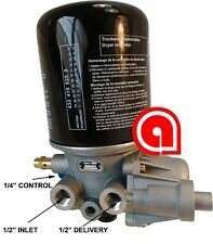 """Air Dryer, SAE Ports 1/2"""" in/out Wabco, Meritor, Style SS1200 Ref R955205"""