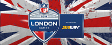 NFL London 2018 Tickets at Wembley for Jacksonville Jaguars v Philadephia Eagles