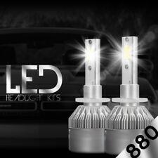 XENTEC LED HID Foglight Conversion kit 893 6000K for 1999-2006 Ford Econoline