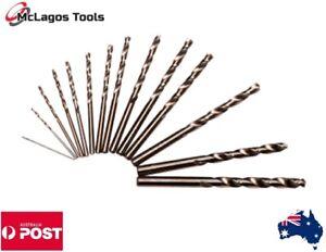 0.5 - 3.5 mm Drill Bits HSS m35  High Speed Steel Drill Woodworking for Dremel