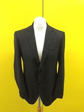 Mens Boglioli Jacket/Blazer - 42R - Black - Wool & Silk Blend - Great Condition