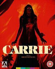 Carrie [Blu-ray] [DVD][Region 2]