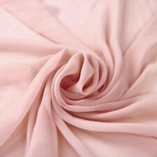 35 Colors Danielle Polyester Hi-Multi Chiffon Fabric by the Yard - 10075