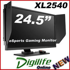 "BenQ Zowie XL2540 24.5"" Native 240Hz 1ms eSports Gaming Monitor DVI/HDMI/DP/USB"