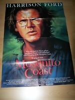 MOSQUITO COAST - Kinoplakat A1 ´86 - HARRISON FORD Peter Weir