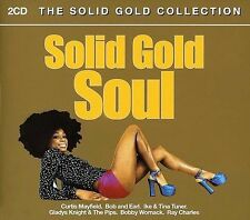 SOLID GOLD SOUL: The Solid Gold Collection (2 CD Box Set, 2005, Union Square)