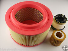 Mazda BT-50 Filter Kit suits 2.2L P4AT & 3.2L P5AT TDCI T'DIESEL ENGINE  2011 ON