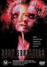 Body Snatchers - The Invasion Continues (DVD, 2003)
