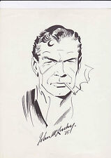 James Bond 007 John Mclusky Print rare