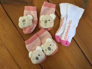 Rasselsocken Socken 3 paar Sterntaler rossmann15-16