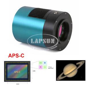 26MP/20MP USB3.0 Astronomy Telescope Cooling Mono Camera MTR3CMOS IMX571 IMX183