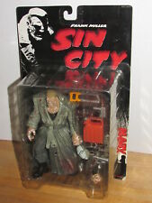 McFarlane Toys Sin City Marv Color Variant Comic Version MOC MOSC New Sealed