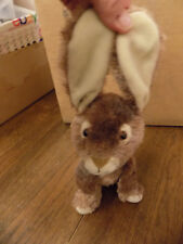 Build a Bear Workshop SmallFrys Small Fry Brown BUNNY RABBIT Plush Easter Toy