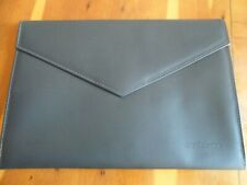 British Airways Concorde Leatherette Inflight Document Holder 1990's