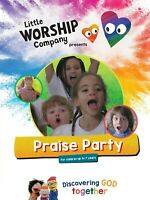Praise Party DVD | Little Worship Company | Christianity for Children/Kids