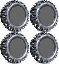 Four 4 EFX MotoMTC ATV Tires Set 2 Front 30x10-14 & 2 Rear 30x10-14 Moto MTC