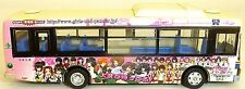 ragazze and Carro armato Manga Bus Tomytec JH001 BUS H0 1:87 Â