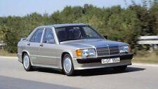 W201 Mercedes 190e Cosworth  2.3-16 2.0 1.8 2.5 190d Fender Flares Full 4 Piece