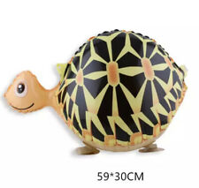 Turtle Walking Pet Balloon Party Decorations Celebrations Animals