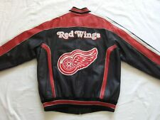 * Detroit Red Wings Giacca di pelle * NFL * STARTER * USA * Hockey su ghiaccio * retro * Gr: L * Tip Top