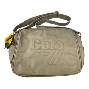 ***NEW*** Gola Bronson Bag Color Lt Gray Great Look!