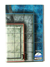 Marvel Heroclix Map Web Of Spider-Man The Bridge Limited Edition OP Brand New